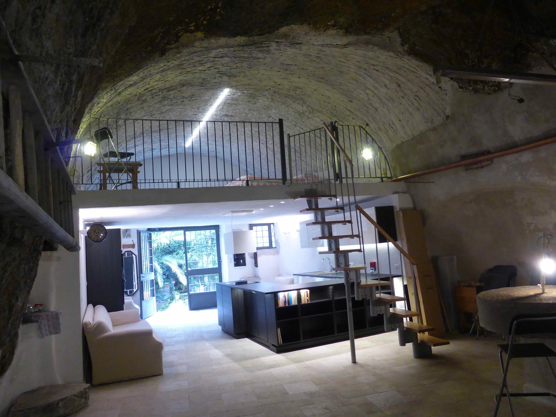 Cantina loft monolocali in affitto roma for Loft affitto roma