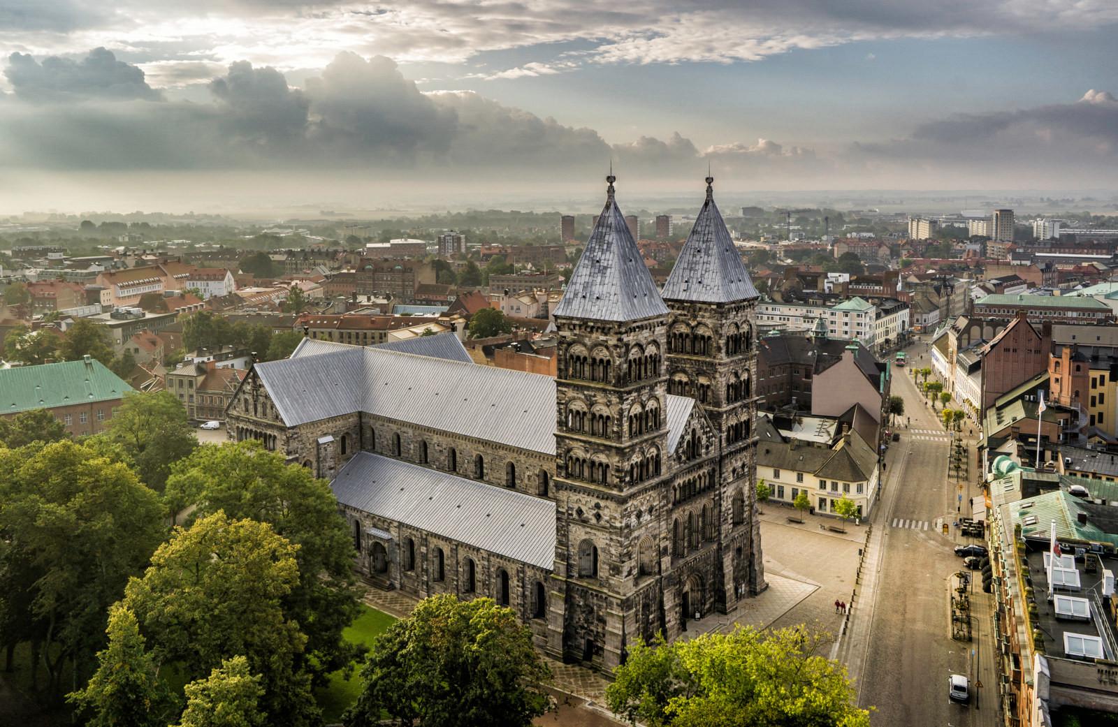 Capítulo 8 - Catedral de Lund