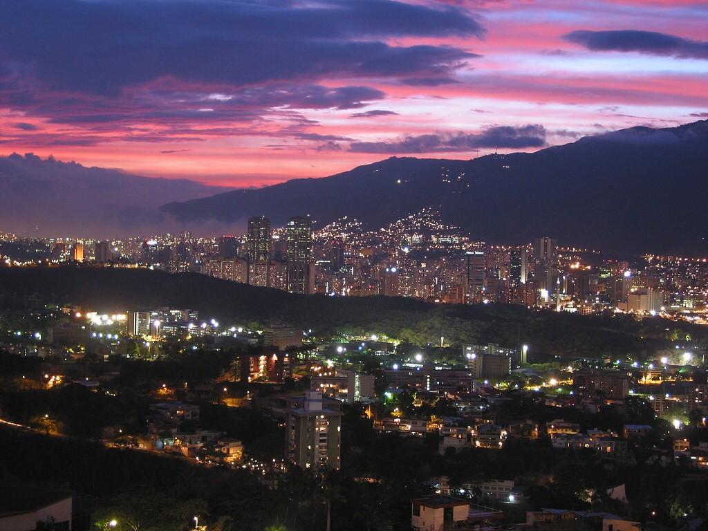 Caracas de mi corazón