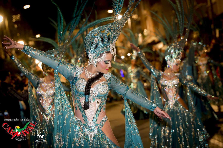 Carnaval junto al mar