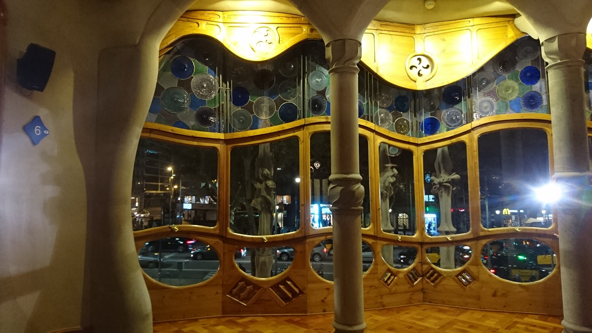 Casa Batllo is the highlight of Barcelona
