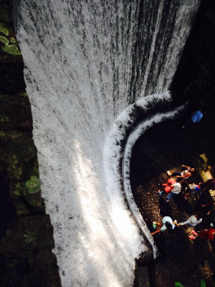 Cascadas de Uruapan