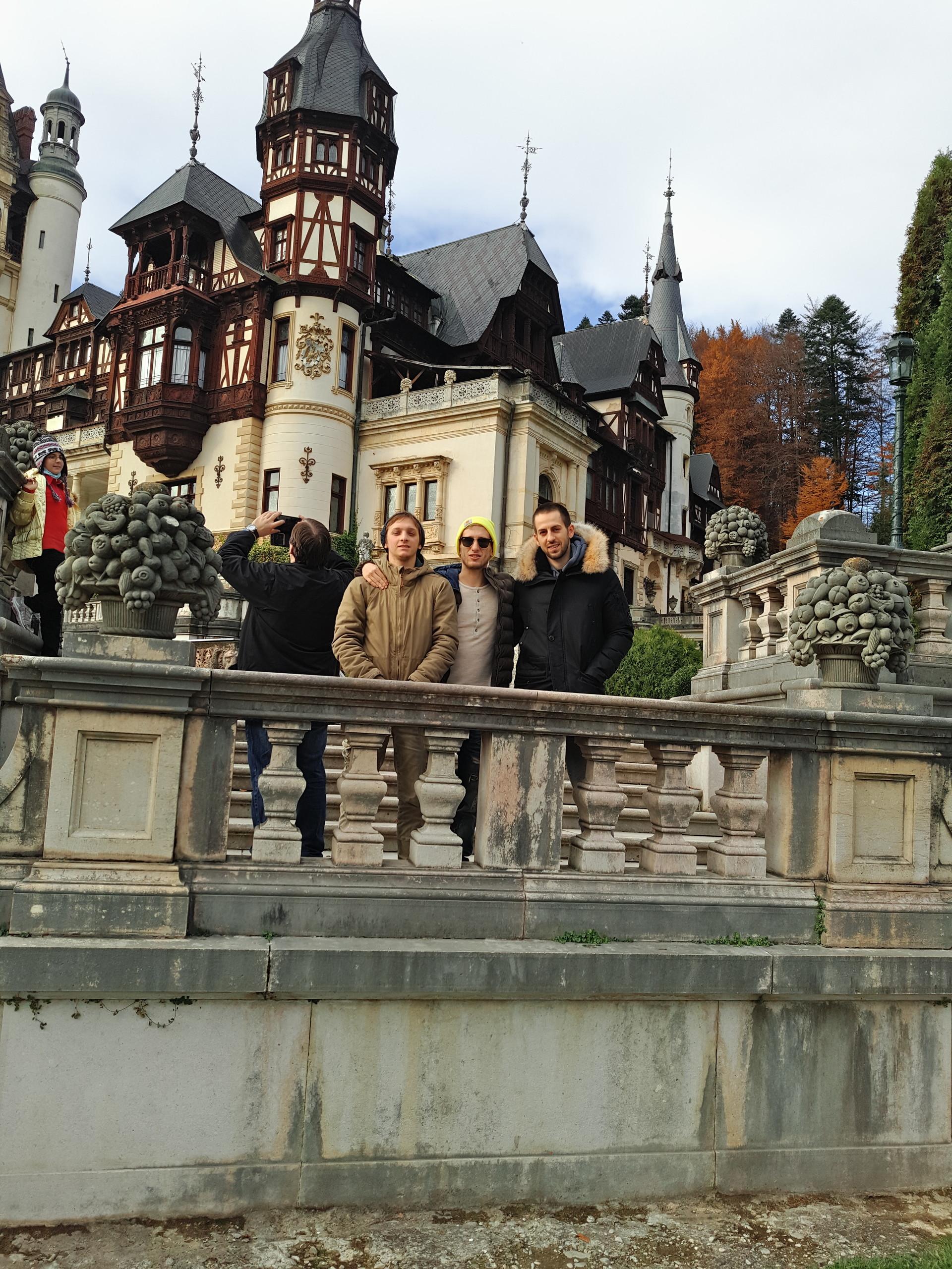 Castelli della Romania