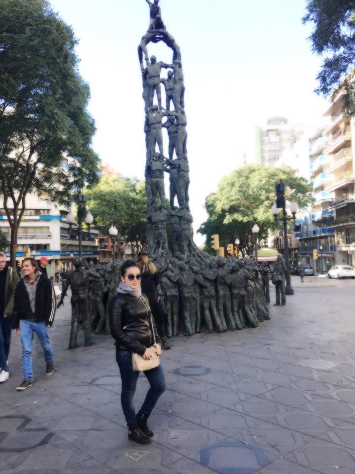 Castelli umani a Tarragona