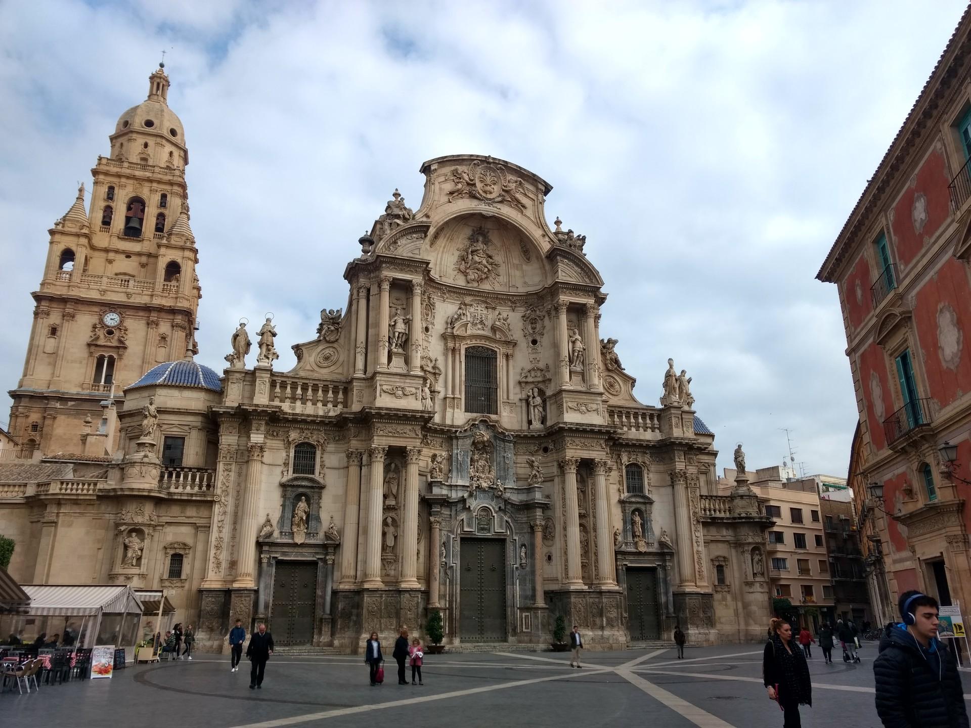 Cathédrale de Murcia