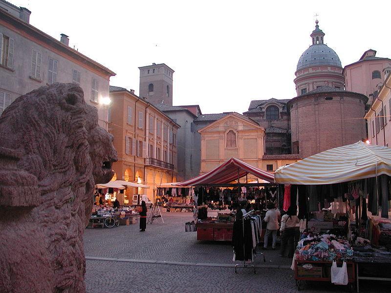Isimsiz Fotoğraf Erasmus Fotoğrafı Reggio Emilia