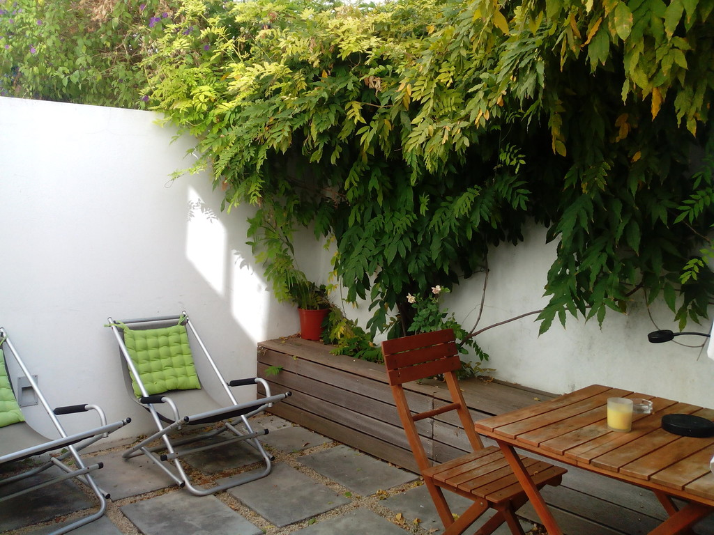 Central 1 Bedroom Apartment With Private Terrace Flat Rent Lisbon