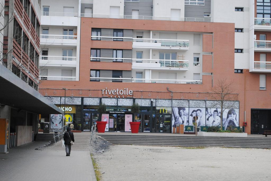 Centre commercial à Strasbourg