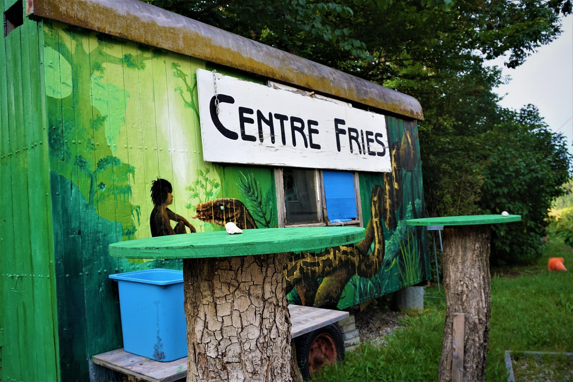 Centre Fries, dom studencki inny niż te, które znasz