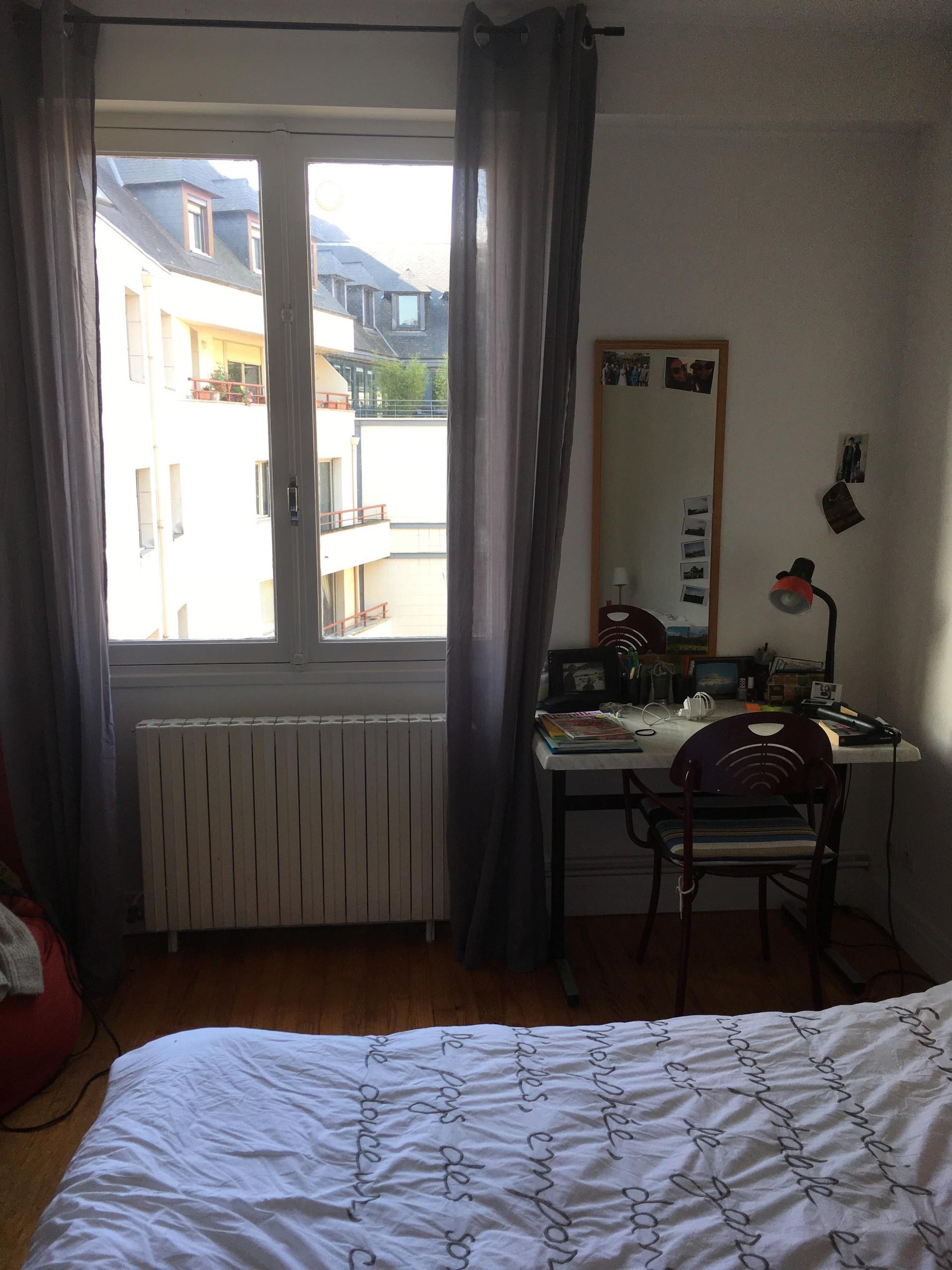 location chambre rouen