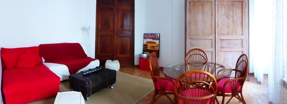 Chambre 19m² dans T2 - avignon intramuros
