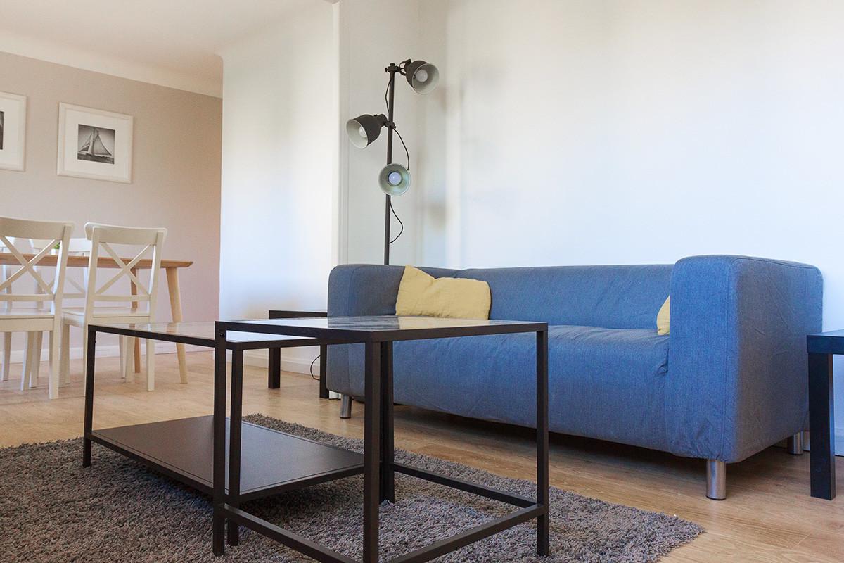 Chambre dans bel appartement