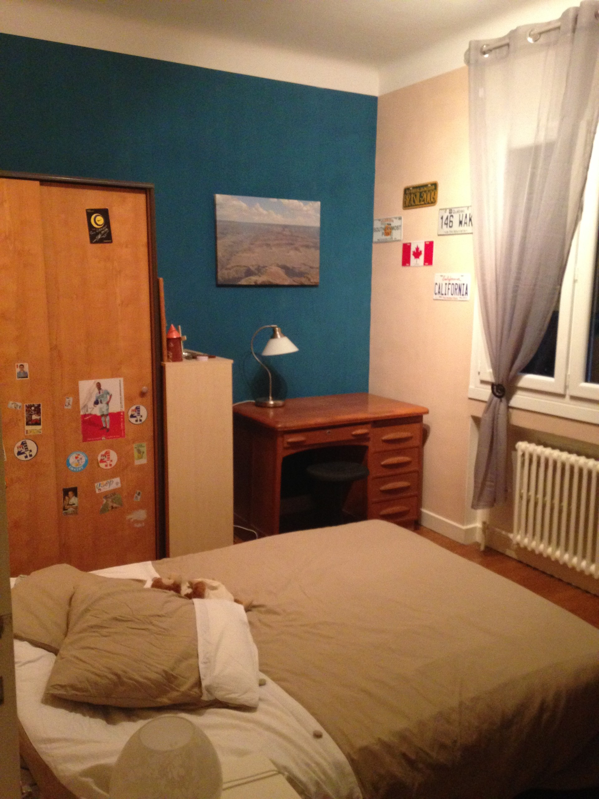 Chambre chez l 39 habitant location chambres lyon - Chambre chez l habitant nimes ...