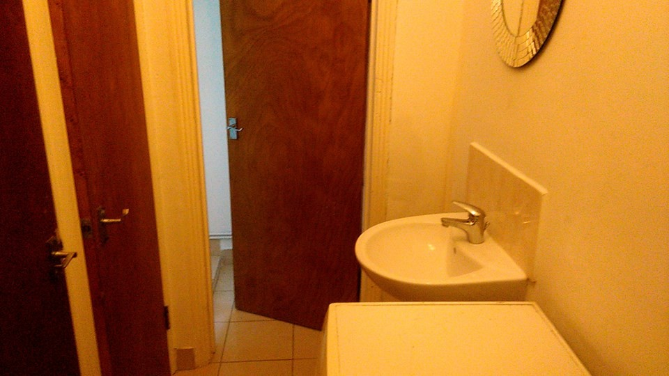 Chambre Double Lits Twin Room For Rent London