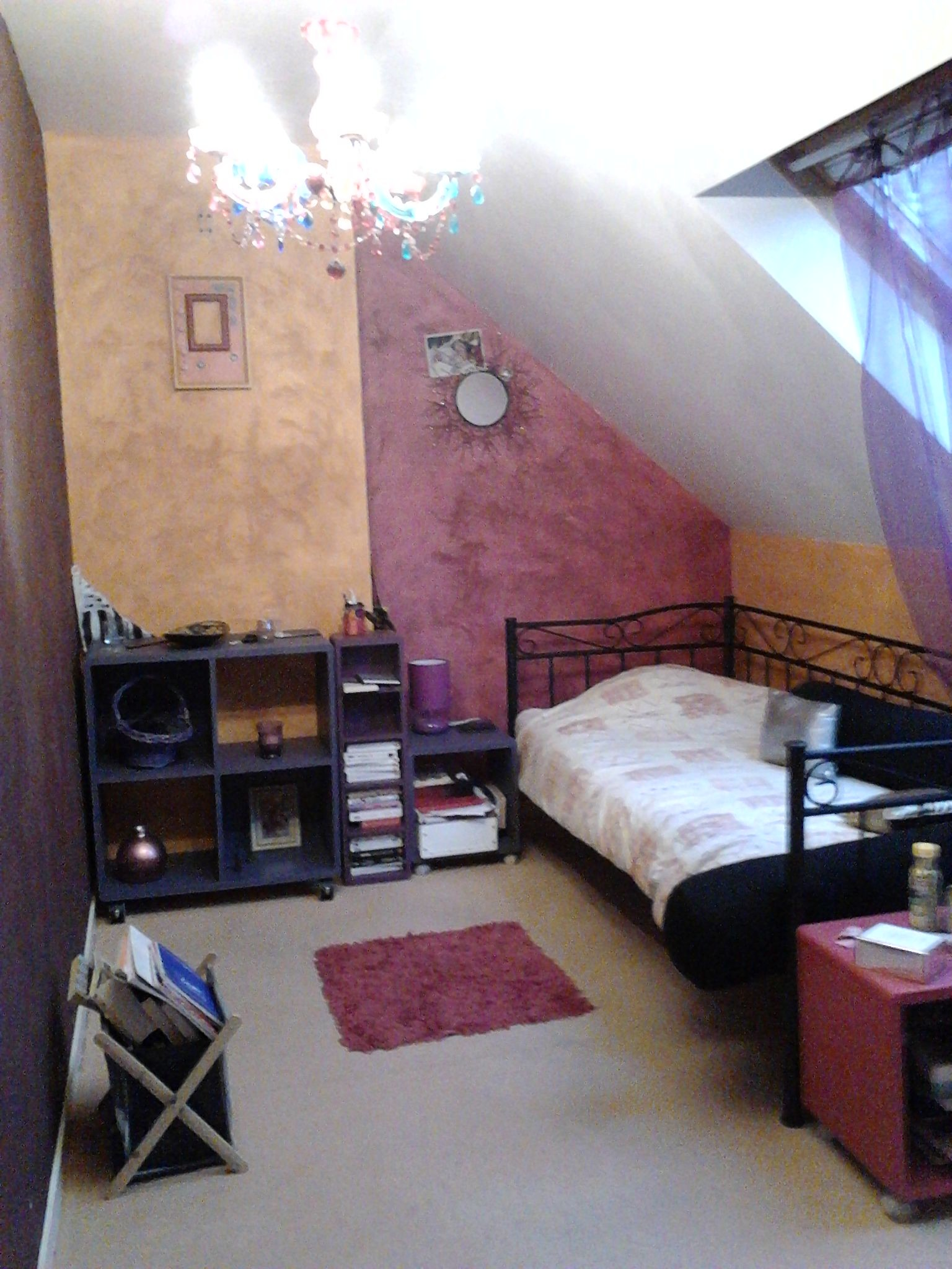 Zimmer in 2er-WG in Paris