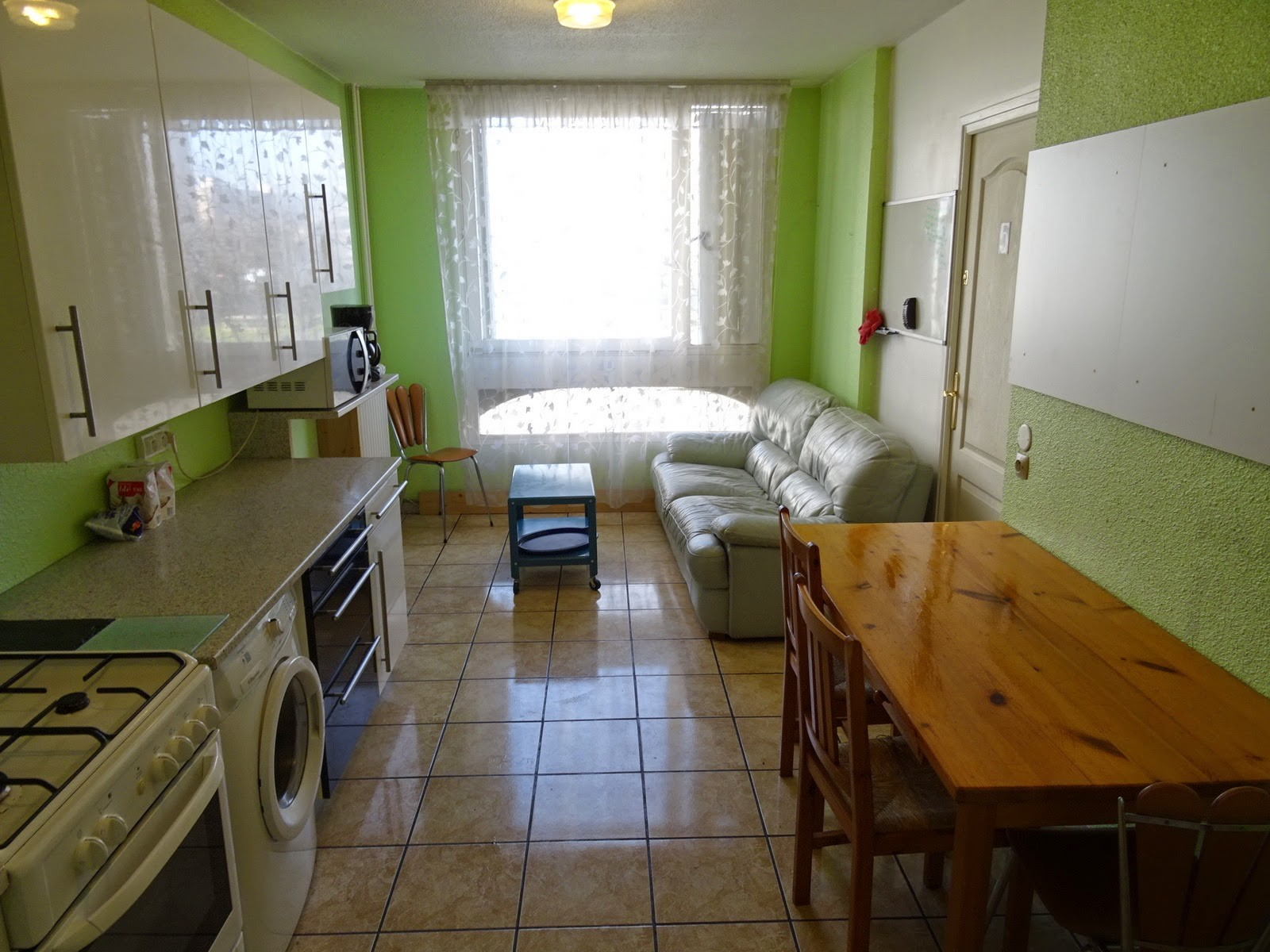 Chambre meublée  Lyon 8¨me