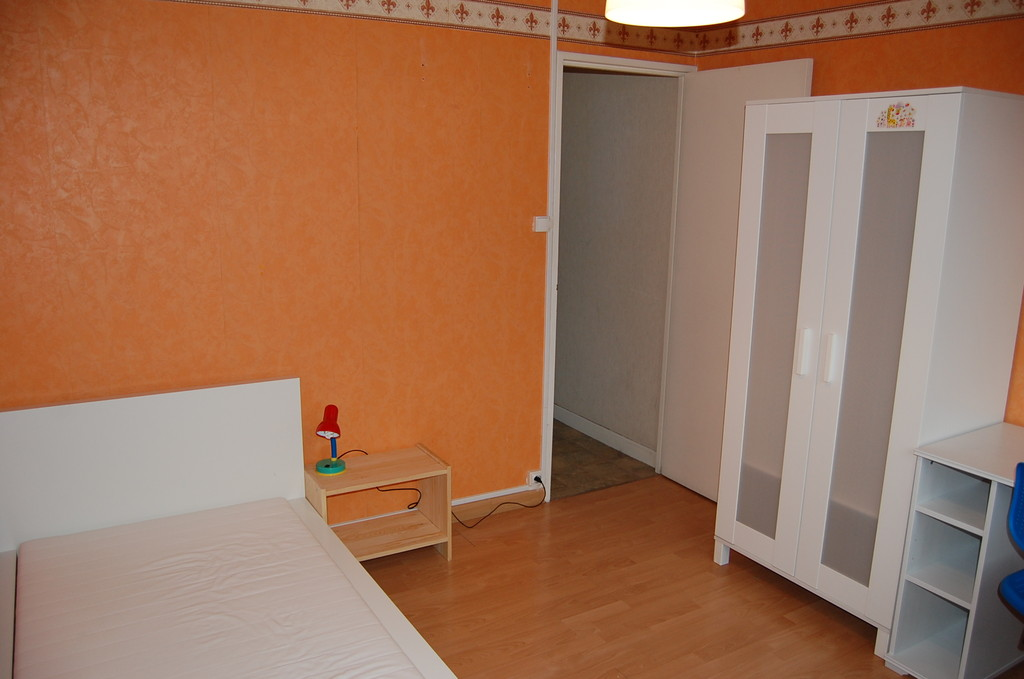 Chambres en colocation dans t4 st martin d 39 h res for Location chambre grenoble