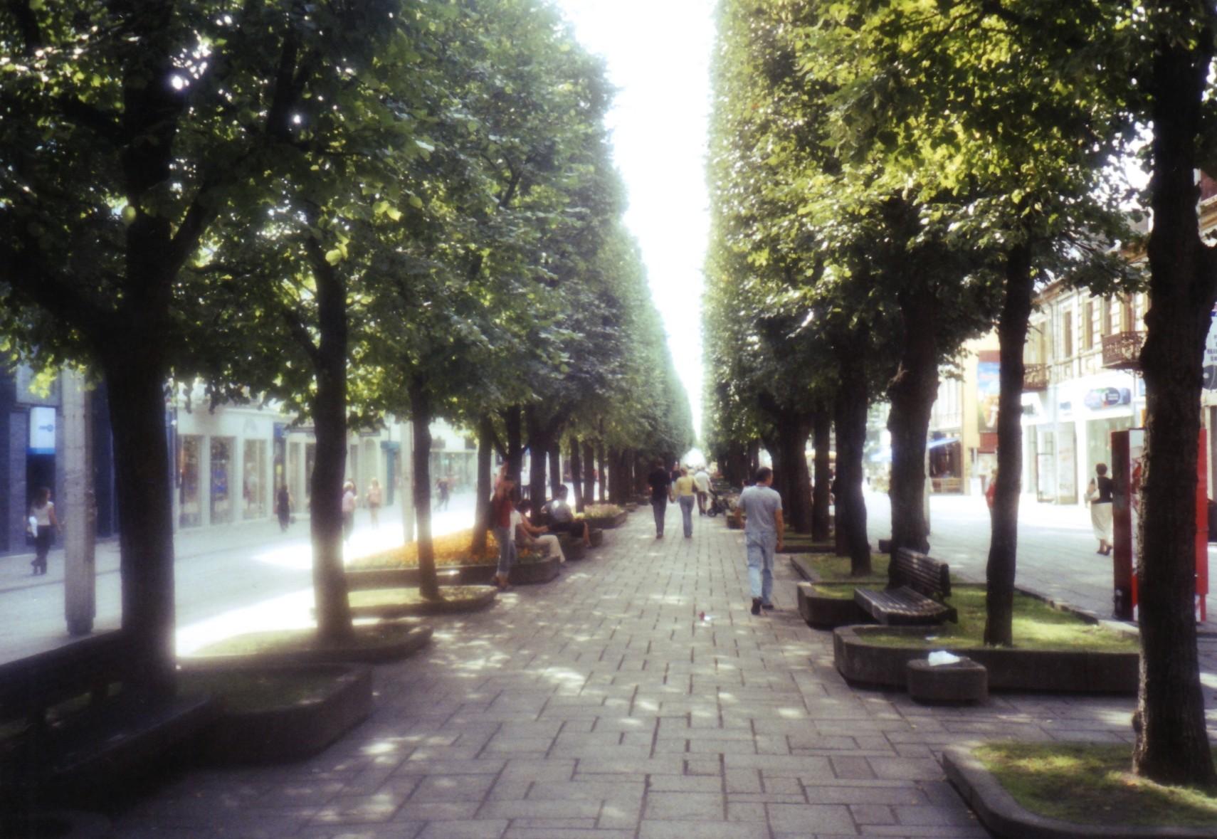 Changement de vie à Kaunas