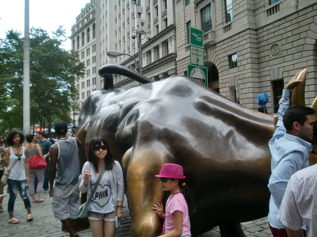 Charging Bull The Wall Street Bull What To See In New York