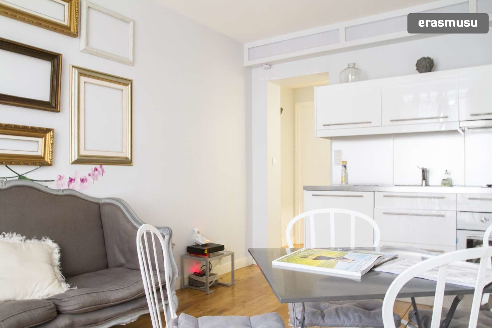Charming 1 Bedroom Apartment For Rent Near Moulin Rouge In Paris 18
