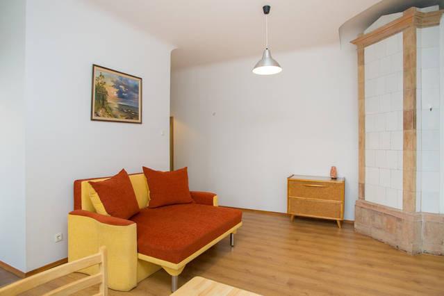 Charming 1 bedroom apartment in Riga center   Flat rent Riga