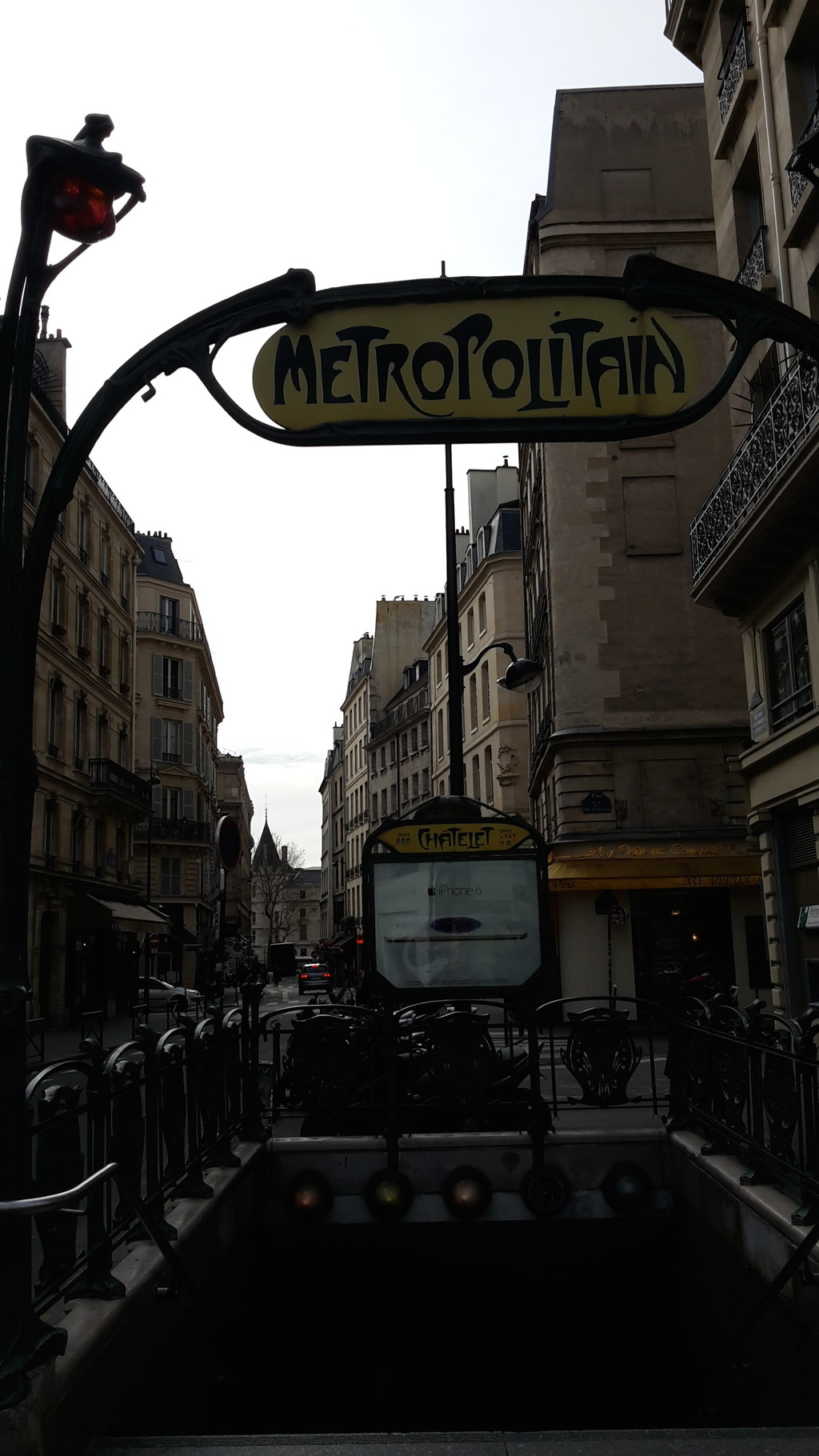 Chatelet, Les Halles, More Paris