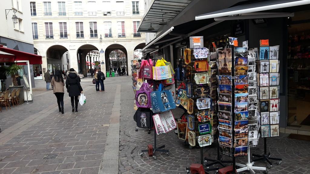 Châtelet, Les Halles y más París