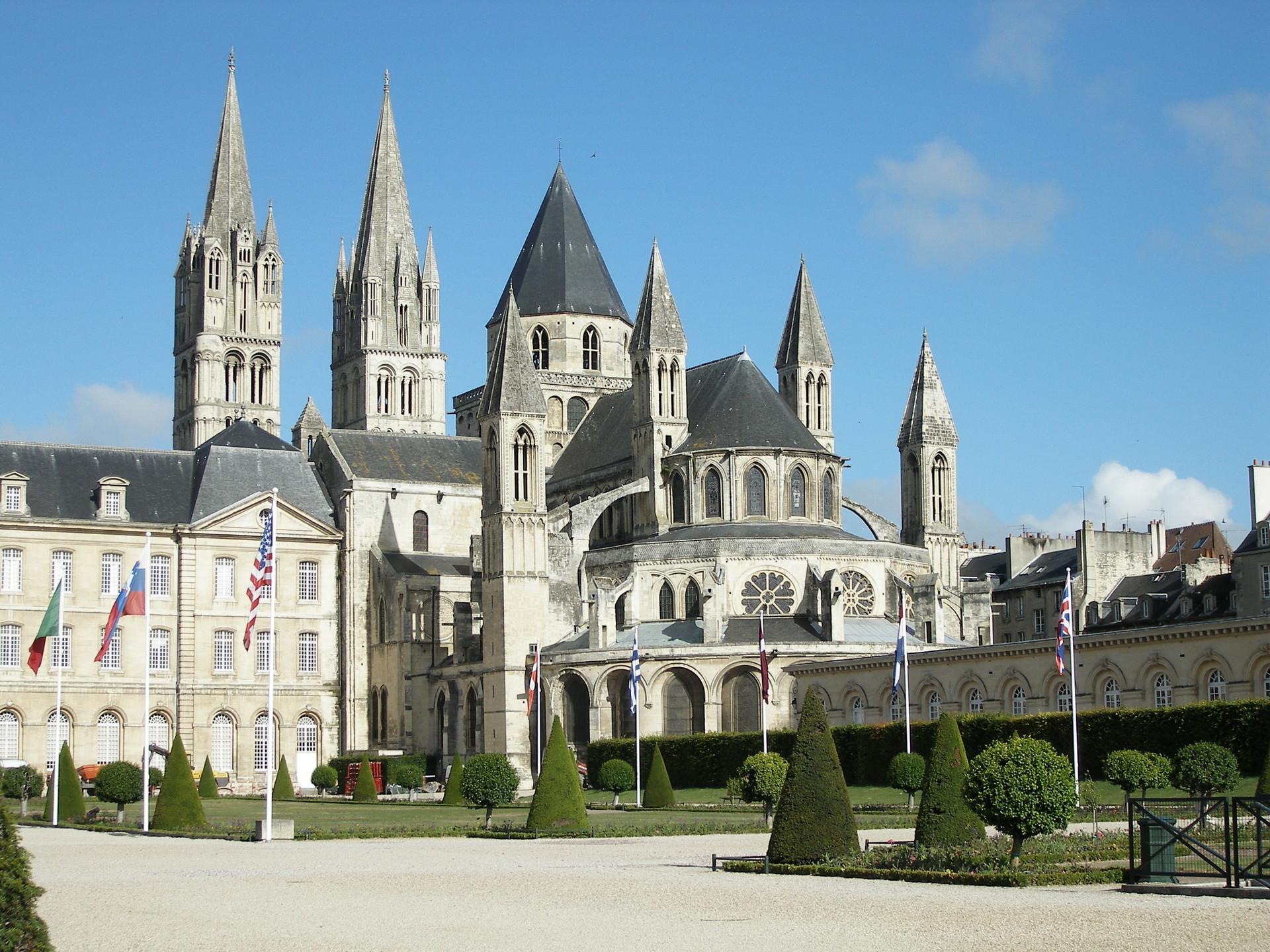 Che dire di Caen? Mi è piaciuta tantissimo!