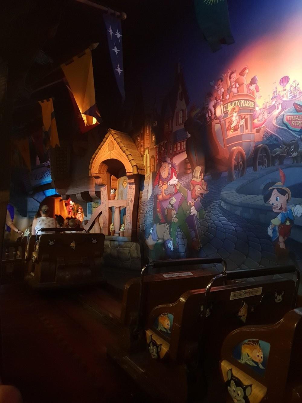 Childhood dream: Disneyland Paris and Val d'Europe