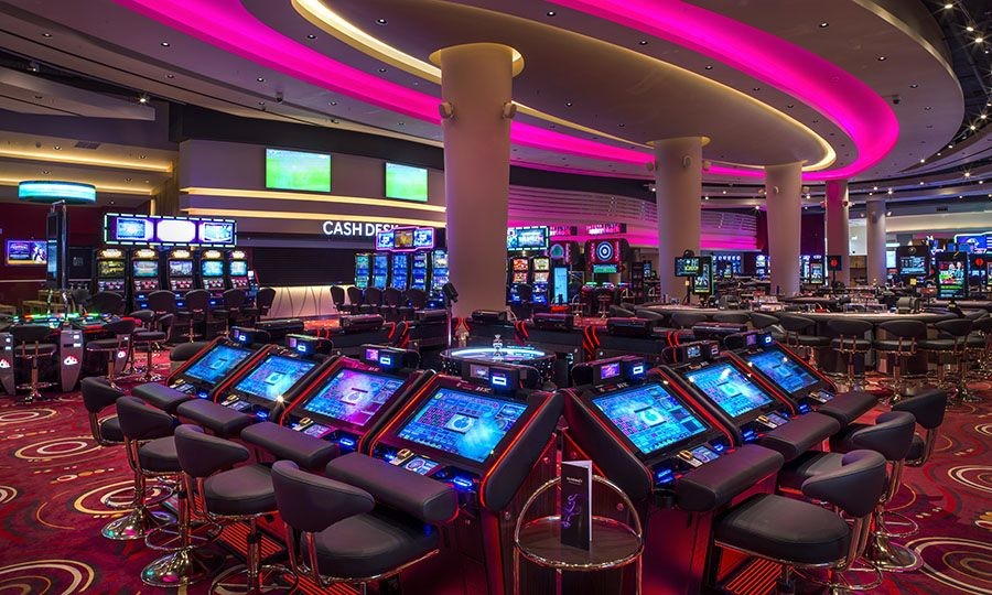 slots and casino app