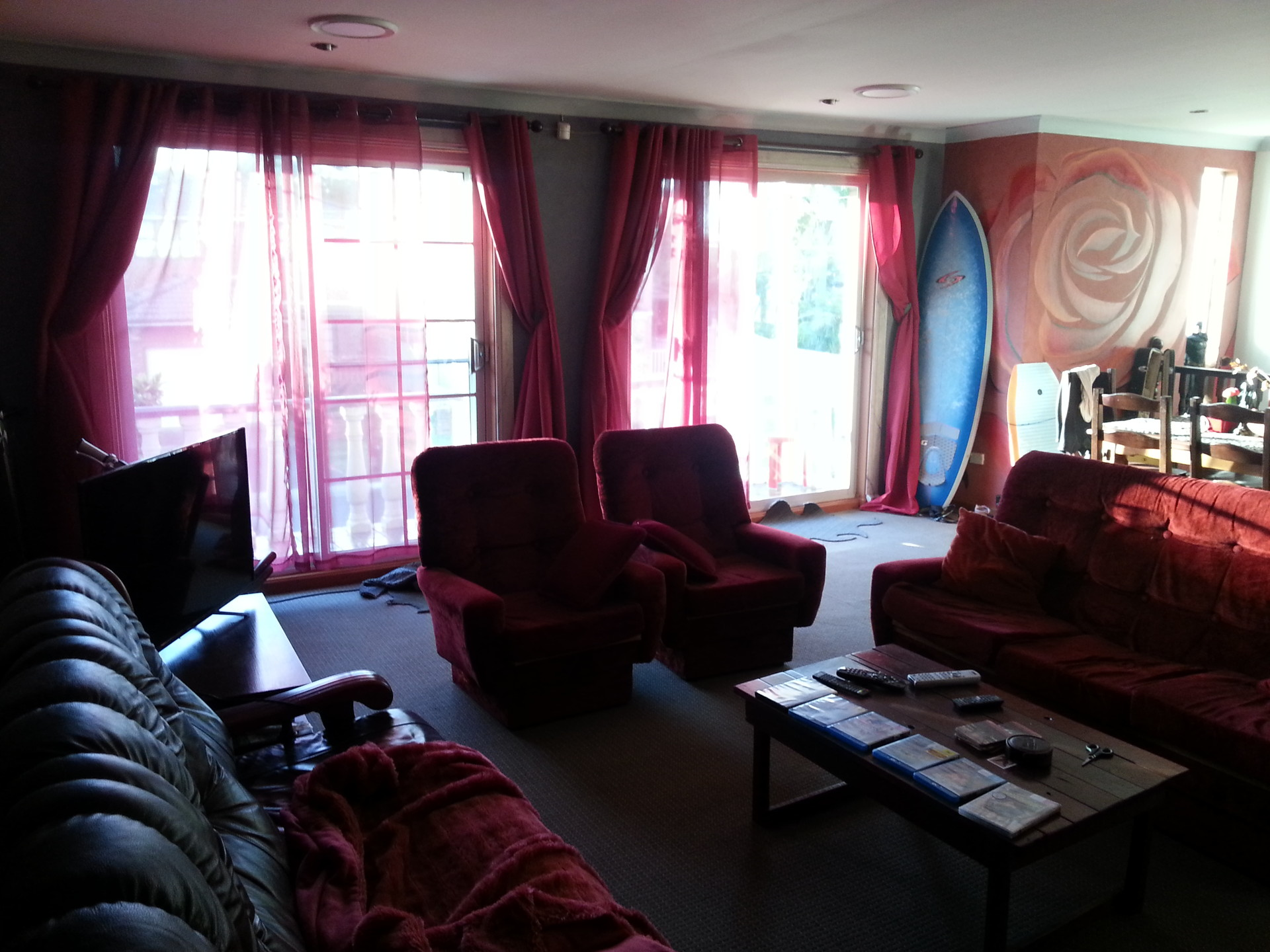 Choice of 2 rooms in our Arthouse in Maroubra beach, Sydney Aust