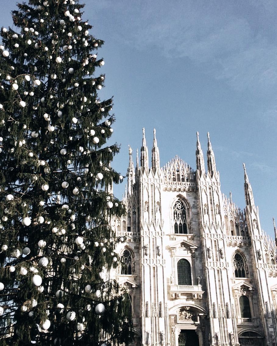Christmas Time In Milan Erasmus Blog Milan Italy