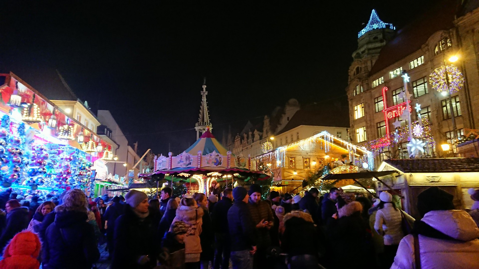 Christmas in Wrocław