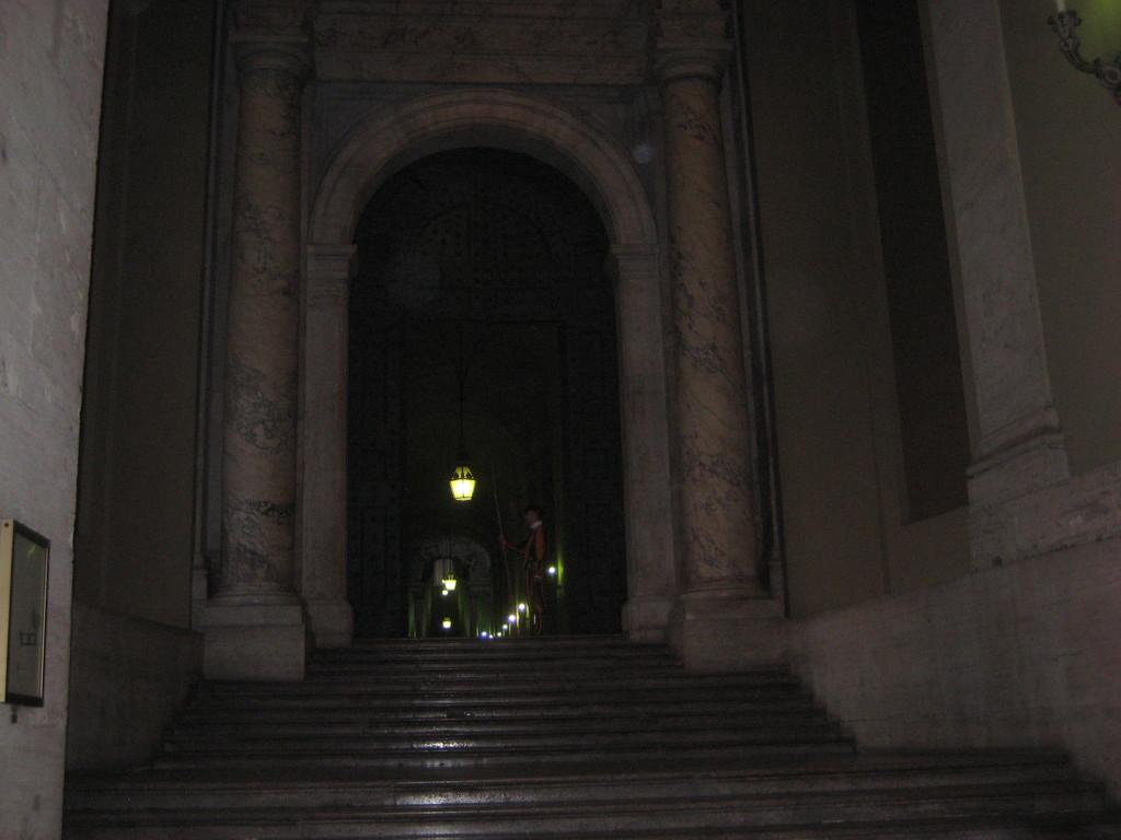 Ciao, Vaticano!