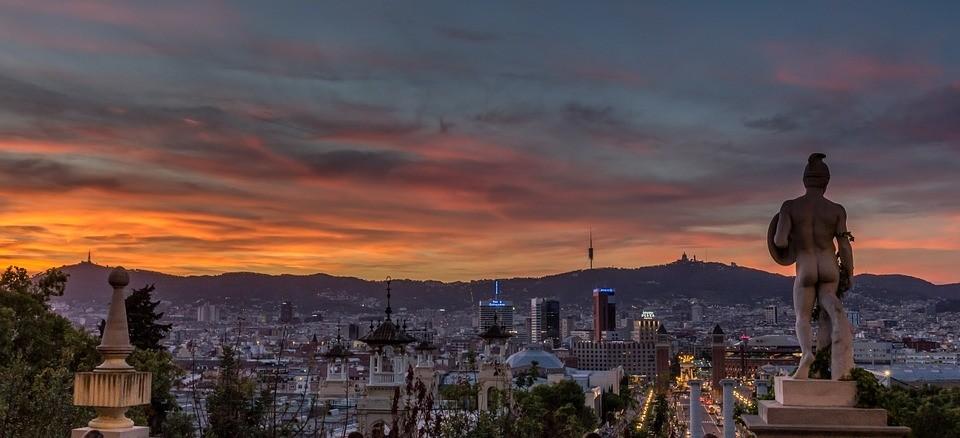 Ciekawe pomysły na Barcelonę z drugą połówką