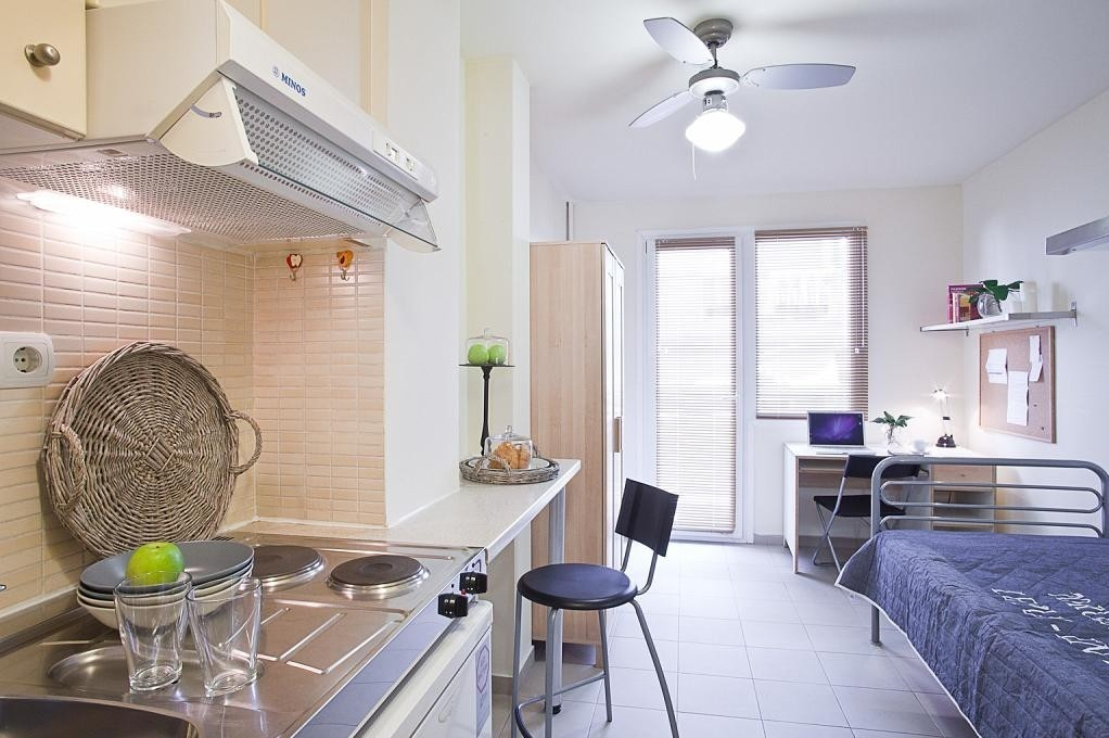 City Center Furnished Studio For Rent All In Rent
