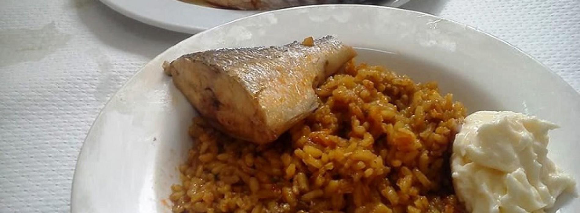 Club Nautique de Los Alcázares: Restaurant