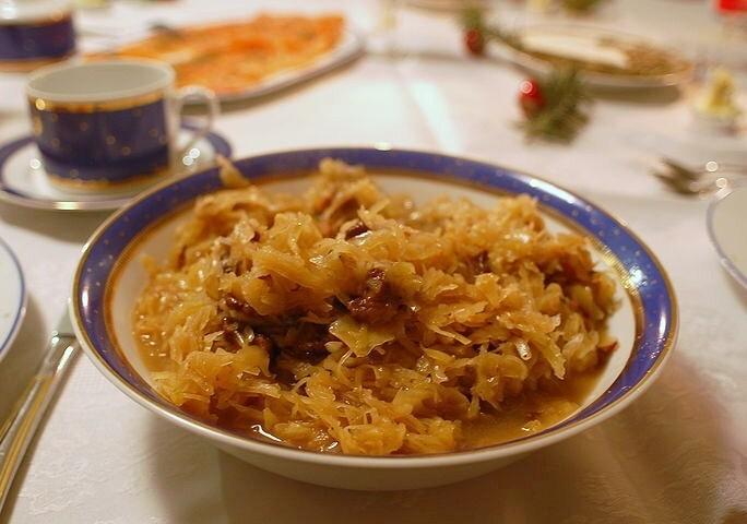 Cocina polaca - Gastronomía y platos típicos de Polonia