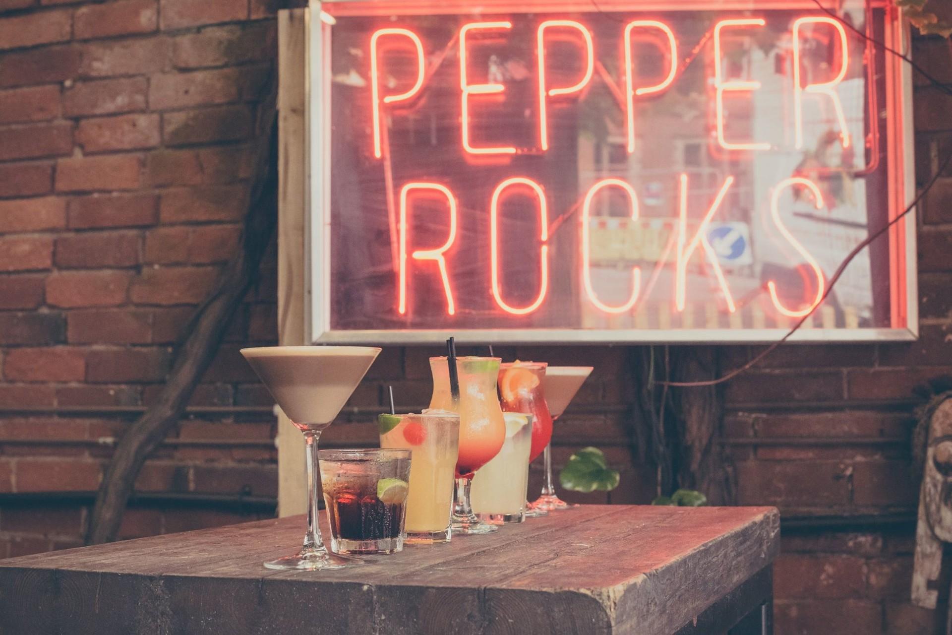 Cocktails fantastici!