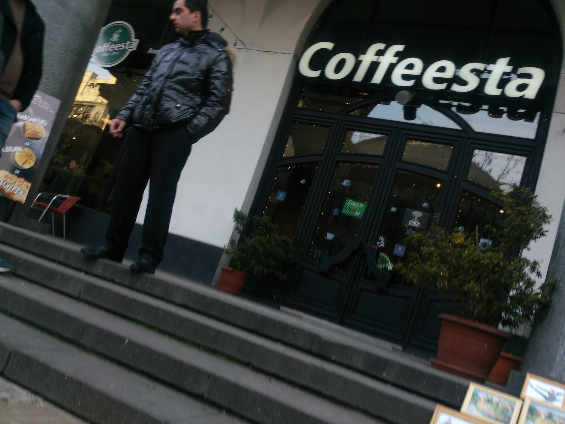 Coffeesta is not just for the coffee lovers!