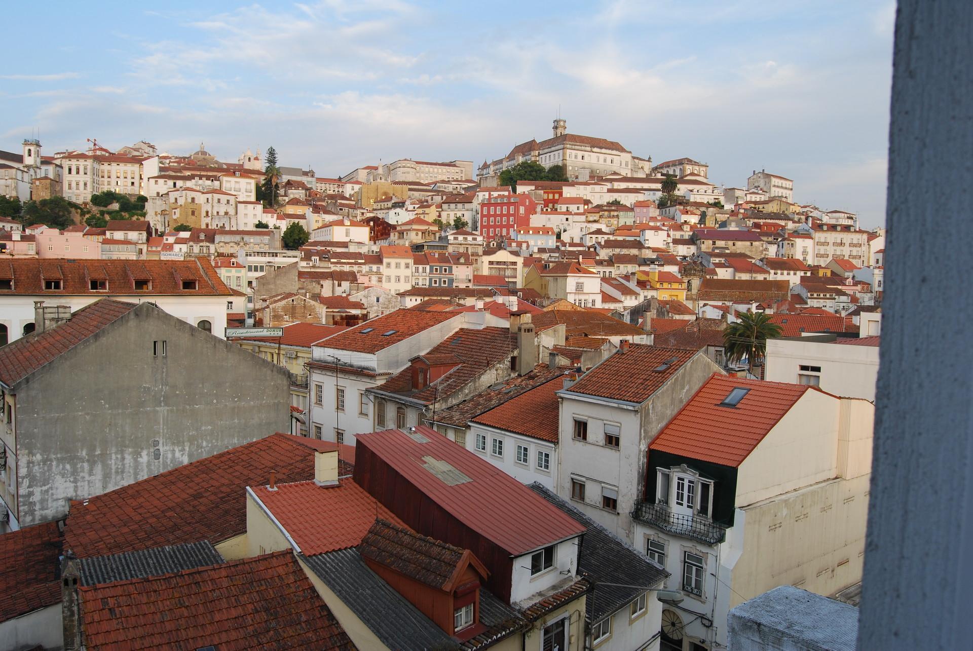 Coímbra: pequeña joya portuguesa