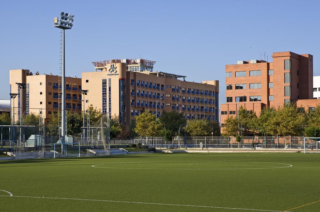 Colegio Mayor Galileo Galilei. | Foto Erasmus Valencia