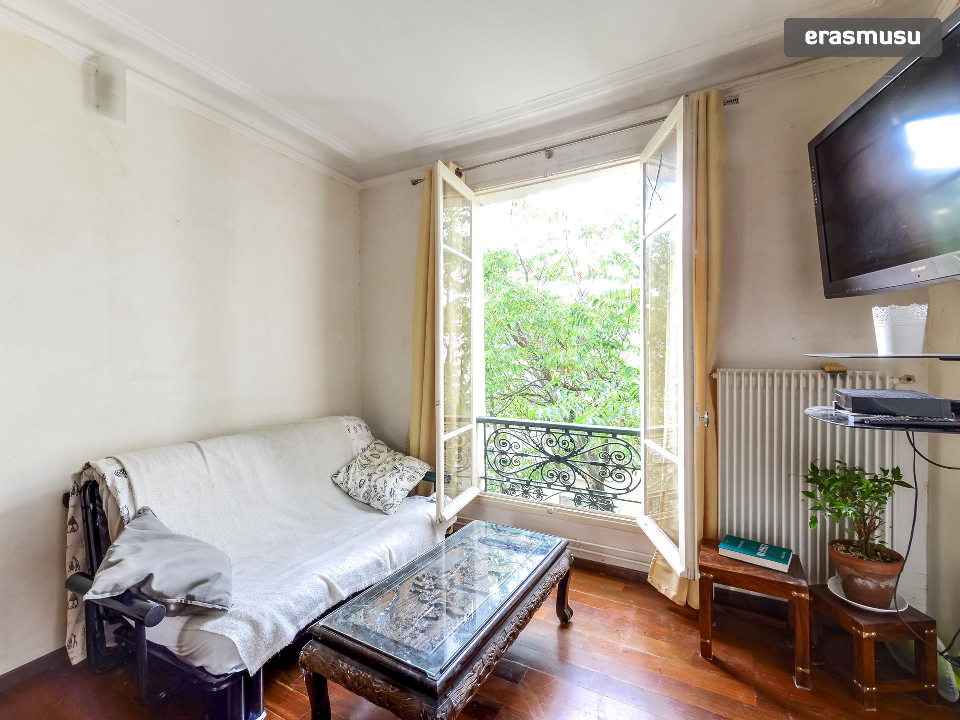 Bel appartement tr s calme et lumineux pr s du canal saint martin location - Recuperer caution appartement ...