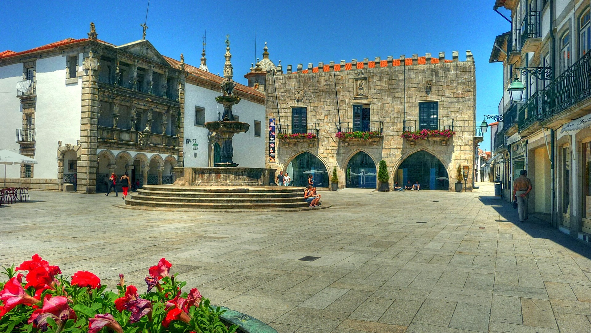 Come arrivare a Viana do Castelo da Braga?