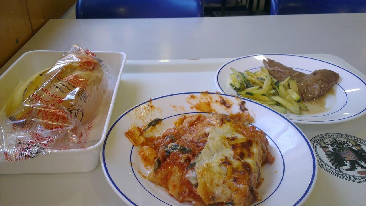 Comedores universitarios | Dónde comer en Granada