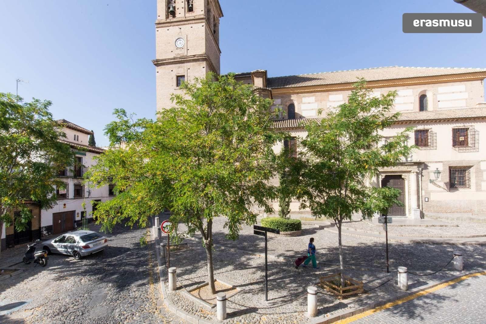 Plaza del Salvador,  18010 Granada