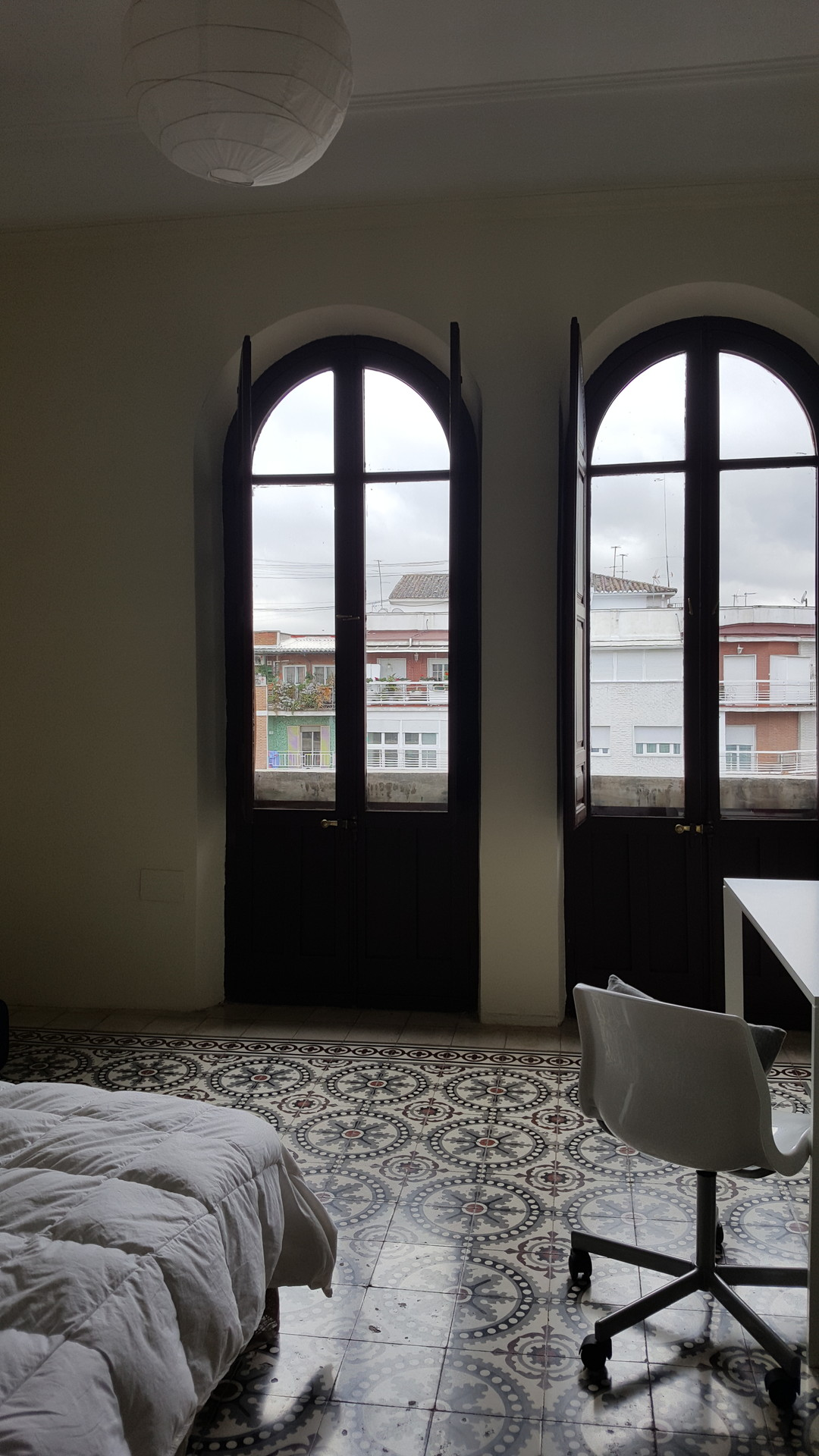 Comfortable single Room at Centro (Av. de la Constitucion - Room