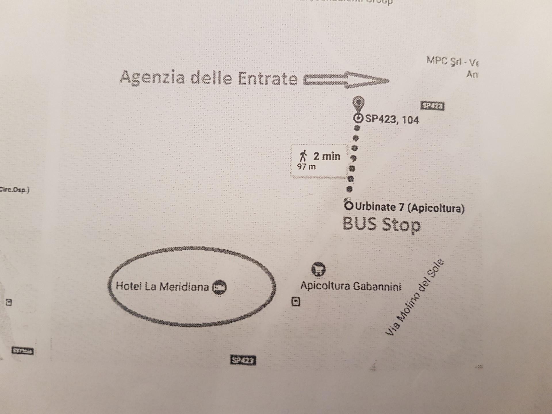 Cómo hacer el codice fiscale en Urbino