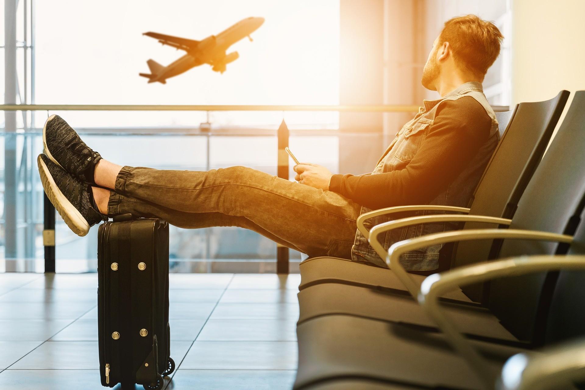 Cómo sobrevivir a viajes largos sin compañía