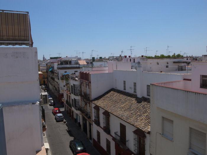 Habitaci n individual con ba o privado en el centro de sevilla alameda alquiler habitaciones - Pisos en el centro de sevilla ...
